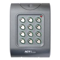 ACT Digital Keypad with Proximity (ACT5eprox)